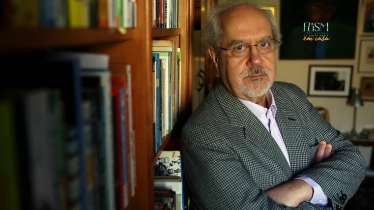 Luiz Antonio de Assis Brasil em Casa