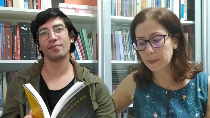 Biopolítica e Necropolítica na Literatura, por Marcio Markendorf e Fernanda Müller (UFSC)